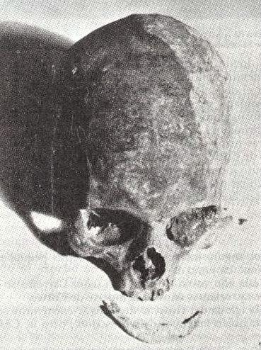 Cráneo de Cortés
