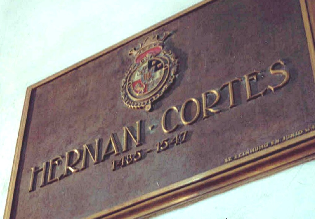 Tumba de Hernán Cortés