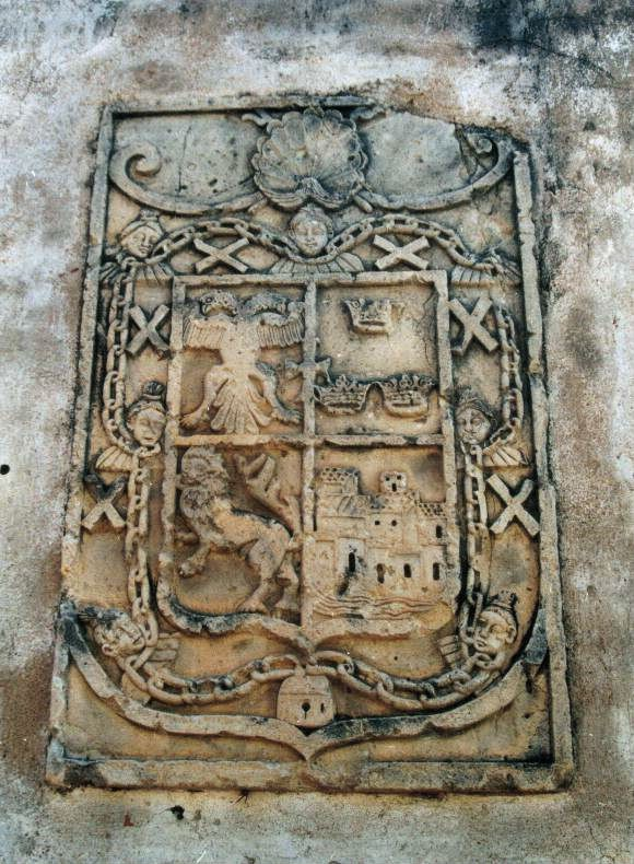 Escudo en Oaxaca
