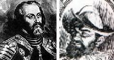 Hernán Cortés y Pánfilo de Narváez